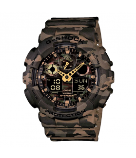 G-Shock GA-100CM-5AER мъжки часовник