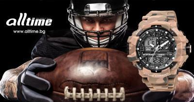 Мъжки часовници Q&Q – Нова спортна колекция GW86J