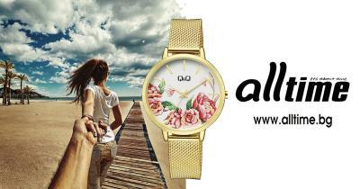 Дамски часовници Q&Q – Нова ежедневна колекция QZ67J