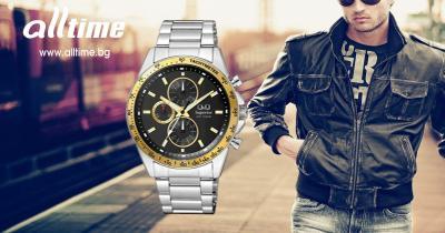 Мъжки часовници Q&Q – Нова ежедневна колекция S394J