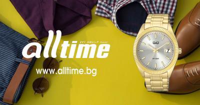 Мъжки часовници Q&Q – Нова елегантна колекция A476